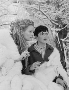 Las cronicas de Narnia.