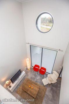 Myytävät asunnot, Puuttomankuja 5 Soukkajoki Seinäjoki #olohuone #oikotieasunnot Living, Decoration Inspiration, Bath Caddy, Bathroom, Washroom, Full Bath, Bath, Bathrooms