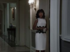 27 Times Olivia Pope Looked So Ridiculously Perfect And Beautiful And Perfect Olivia Pope Wardrobe, Olivia Pope Style, Olivia Pope Outfits, Fashion Tv, Fashion Killa, Prom Looks, Modest Dresses, Colorful Fashion, Scandal