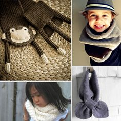 Etsy Finds: Handmade Knit Scarves to Ward Off Cool Temperatures