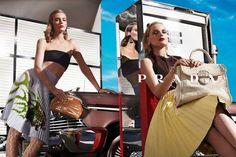 Spring 2012 Fashion Ad Campaigns Photo 1