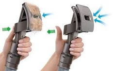 Image result for picture of the dyson grooming tool