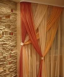 Home Interior Design — Overlapping sheers, very soft and romantic. - Ideas for the House - Curtain Sweet Home, Diy Casa, Interior Decorating, Interior Design, Home And Deco, My New Room, Style At Home, Window Coverings, Window Treatments