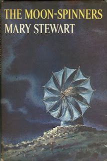 The Moonspinners Mary Stewart Good Books, Books To Read, My Books, Book Writer, Book Authors, Haunted Carnival, The Knack, Vintage Book Covers, Libros