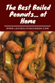 Best Boiled Peanuts Recipe, Crockpot Boiled Peanuts, Cajun Boiled Peanuts, Boil Peanuts Recipe, Peanut Recipes, Cajun Recipes, Side Recipes, Crockpot Recipes, Great Recipes