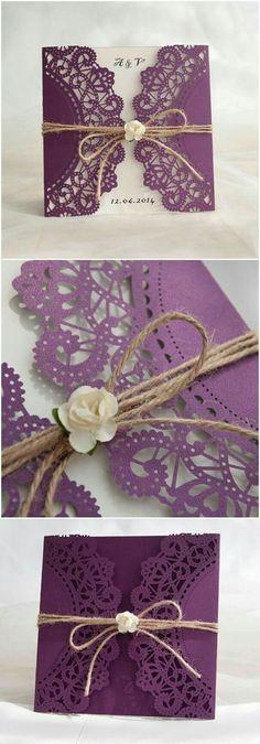 Topic 6: Wedding invitation