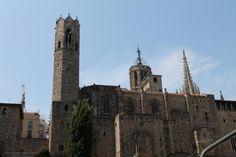 Capilla de Santa Ágata in Barcelona