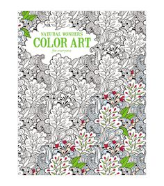 With 24 design pages featuring intricate line drawings, you'll get hours of enjoyment and stress relief as you enhance the designs with colored pencils, markers, and other art media. Considered beneficial to all ages, coloring has been proven to generate wellness and quietness, as well as to stimulate the brain areas related to the senses and creativity   Adult coloring Books   Gift Idea under $10