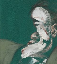 Francis Bacon, Three Studies for a Self-Portrait, 1967.