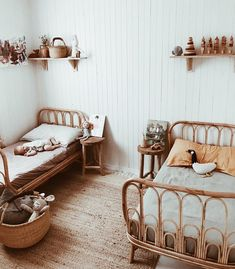 bamboo children's beds -★-