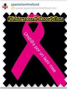Todo nuestro apoyo en el Día Internacional del Cancer de Mama, para todas aquellas personas luchadoras del mundo.  #DiaInternacionalDelCancerDeMama #UnidosPorUnLazoRosa #SumateAlRosa