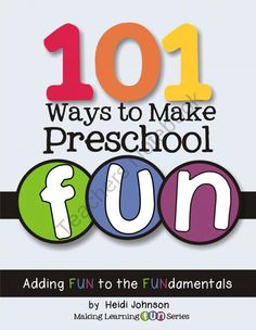 Use this book and read to your child for 20-30 minutes a day and you'll have all you need to teach your child all they need for preschool!
