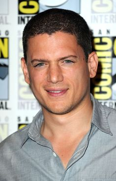 """Actor Wentworth Miller attends the """"Resident Evil: Afterlife"""" red carpet during Comic-Con 2010 on July 24, 2010 in San Diego, California."""
