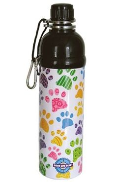 Paws En Vogue's #organic #ecofriendly #fairtrade #petsupplies and #accessories www.pawsenvogue.com #dogs #bottle #health #pethealth #onthego #doggie #BPAfree