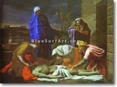 The Lamentation over Christ - £124.99 : Canvas Art, Oil Painting Reproduction, Art Commission, Pop Art, Canvas Painting