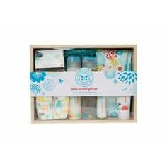 The Honest Company Baby Arrival Gift Set - rightstart.com