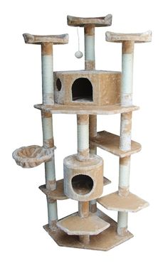 Cat Tree Store Denver Cat Tree/Cat Tower/Cat Condo #pettree - See more stunning Cat Trees at - Catsincare.com!
