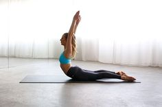 Pilates Challenge Week One: One Hot Yoga & Pilates instructor, Tahlia Ware shares her favourite at-home workout to tone your body from top to toe.