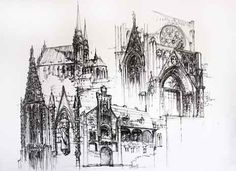 gothic city - Google Search
