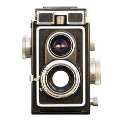 Olho Mágico Camera Retrô
