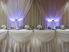 Wedding backdrops by Mega City Group #Wedding #Decor #Backdrops