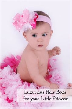 ThanksGreat Place to buy hair bows and headbands for little girls and babies.. awesome pin
