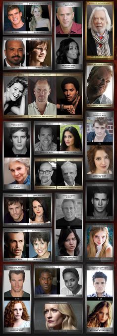The Hunger Games Catching Fire Cast