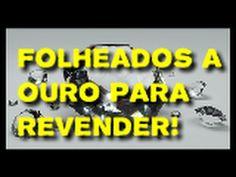 FOLHEADOS A OURO PARA REVENDER!