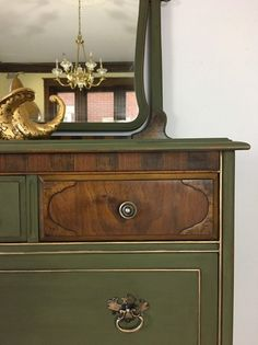 8 Best Mirror Chest Of Drawers Images Mirrored Dresser Painted