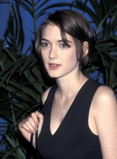 Winona Ryder's Most Iconic Fashion Moments – Just Because We Want To Look At Them Winona Ryder's Most Iconic Fashion Moments – Just Because We Want To Look At Them ,style me 14 Of Winona Ryder's Most Iconic Fashion Moments Winona Ryder Style, Winona Ryder 90s, Grown Out Pixie, Winona Forever, 90s Hairstyles, Up Girl, Hair Inspo, 90s Fashion, New Hair