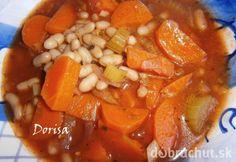 Toskánska polievka Chana Masala, Pot Roast, Ethnic Recipes, Food, Carne Asada, Roast Beef, Essen, Meals, Yemek