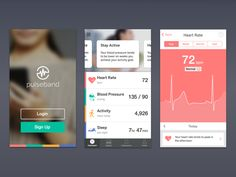 Health / Fitness App