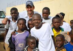Helping young victims of violence, poverty and disease in Chad  #orphanage #Chad #WestAfrica #humanitarian #SpiritofAmerica #SoA #help #children