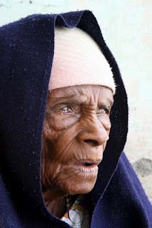 Afro ecuatorianos #Elderly