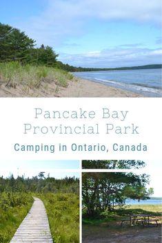 Pancake Bay Provincial Park is on the eastern shore of Lake Superior in Ontario Canada. Find out more about this amazing park in the north! Travel Tips Travel Hacks packing tour Travel Guides, Travel Tips, Travel Hacks, Travel Packing, Usa Travel, Travel Advice, Solo Travel, Budget Travel, Alberta Canada