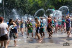 Water Fight Resita 2015
