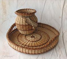 Поделка изделие Плетение Избранное Трубочки бумажные фото 6