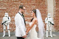 30 imagens para inspirar um casamento estilo Star Wars - eNoivado