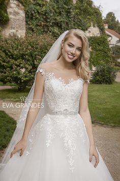 Eva Grandes | Luxury 2019 | Campaign Bridal Style, Campaign, Couture, Luxury, Wedding Dresses, Fashion, Haute Couture, Bride Dresses, Moda
