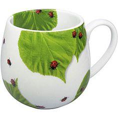Konitz Ladybug Snuggle Mugs (Set of 4) - Overstock™ Shopping - Big Discounts on Konitz Mugs