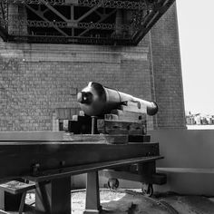 Always In Sydney: The Canon Beneath Sydney Harbour Bridge