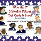 This aligns with Georgia's 3rd Grade Social Studies GPS.  It covers the 9 historical figures outlined in the standards: Paul Revere, Frederick Doug...