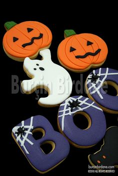 halloween cookies | Halloween Cookies 5 | Flickr - Photo Sharing!