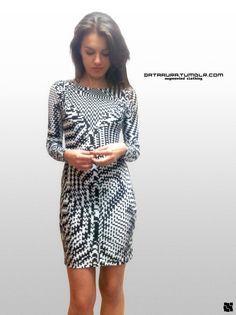 DataAura dress