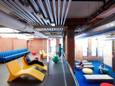 Inside Google's New York City Office: Why Your Workplace Stinks