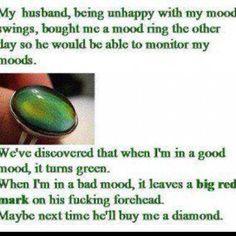 Diamonds are always a good idea!