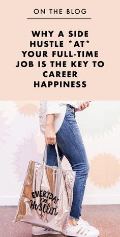 A little restlessness can be channeled into greatness without leaving your stable job. The solution? Take your side hustle to work with you Career Planning, Career Advice, Ready For Change, Career Consultant, Part Time Jobs, Secret To Success, Career Change, Start Writing, Ted Talks