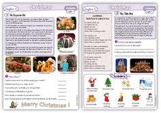 Christmas, anglais cycle 3                                                                                                                                                                                 Plus