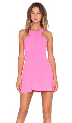 1b8658253870 Shop for NBD x Naven Twins Believe Me Skater in Fuschia at REVOLVE. Free  day shipping and returns, 30 day price match guarantee.