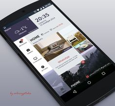 tiles Android Ui, Homescreen, Tiles, Phone, Room Tiles, Telephone, Tile, Mobile Phones, Backsplash